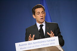 Nicolas Sarkozy - By Richard Pichet (Own work) [CC BY-SA 3.0 (http://creativecommons.org/licenses/by-sa/3.0)], via Wikimedia Commons